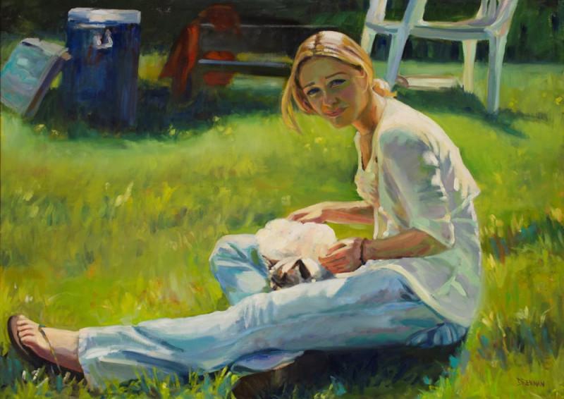Susan Drennan, Oil