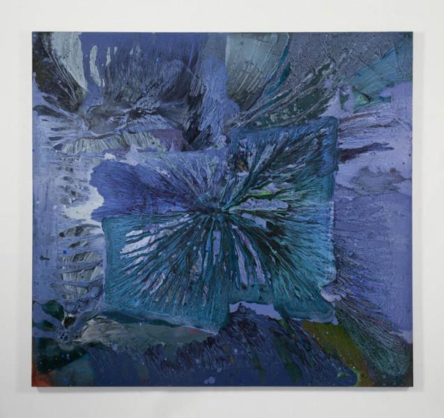 Beatrice Modisett - Condition of the Soil - 2017 - Oil on canvas - 65x70 - $4500