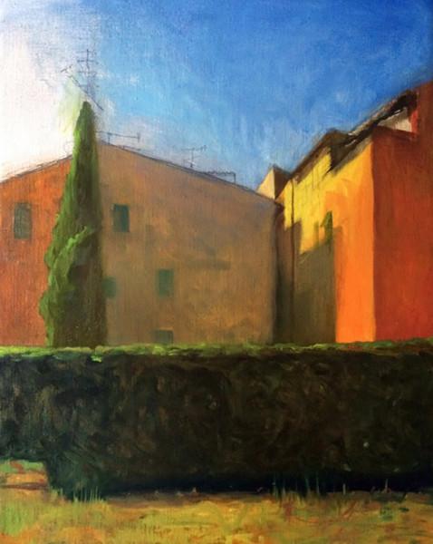 Jon Bolles (Alumni)- Hedge Viterbo Italy $1200