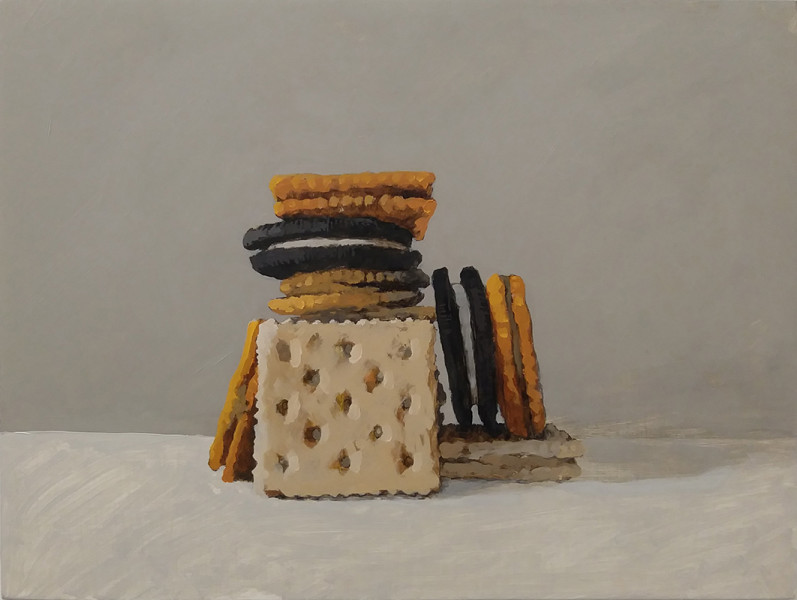 Soojin Kim (Friend)- Sandwich Crackers No.30 $1200