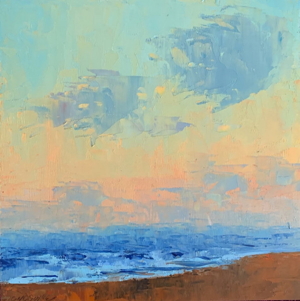 Colin McGuire (Faculty)- Pastel Sky $375