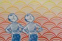 Katrina Majkut (Friend)- Arise Two Boys Together 13/15 $600