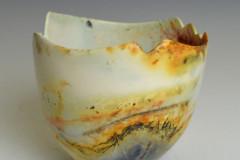 Judith Motzkin (Friend)- Eggshell Bowl $100-200 (Undecided)