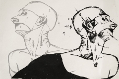 Erin Coghlan - Peeling - Silk Screen
