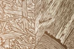 Robert Manson - Perspective - Woodcut