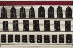 Sam Glidden - That Burnt down Mill - Silk Screen