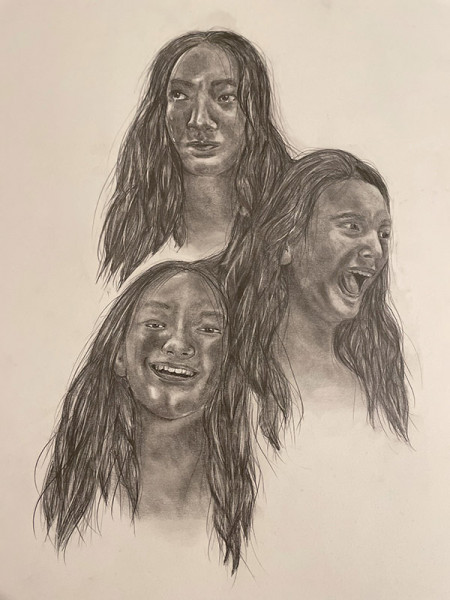 Three Views of Molly