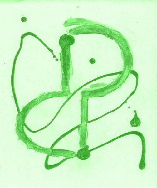 2Nail-Polish-Painting-Green