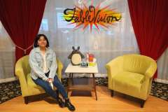 Amber Orozco, Class of 2019, Animation Intern at FableVision