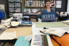 Megan Leduke, Class of 2019, Entrepreneurship Intern at Salty Cottage