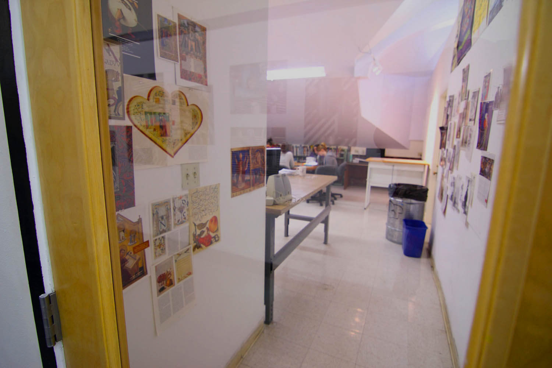 Illustration room 307