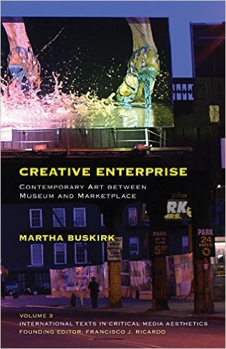 Martha Buskirk recently published book