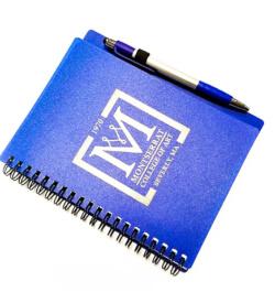 Montserrat College or Art Notebook