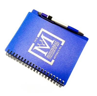 Montserrat College or Art Notebook