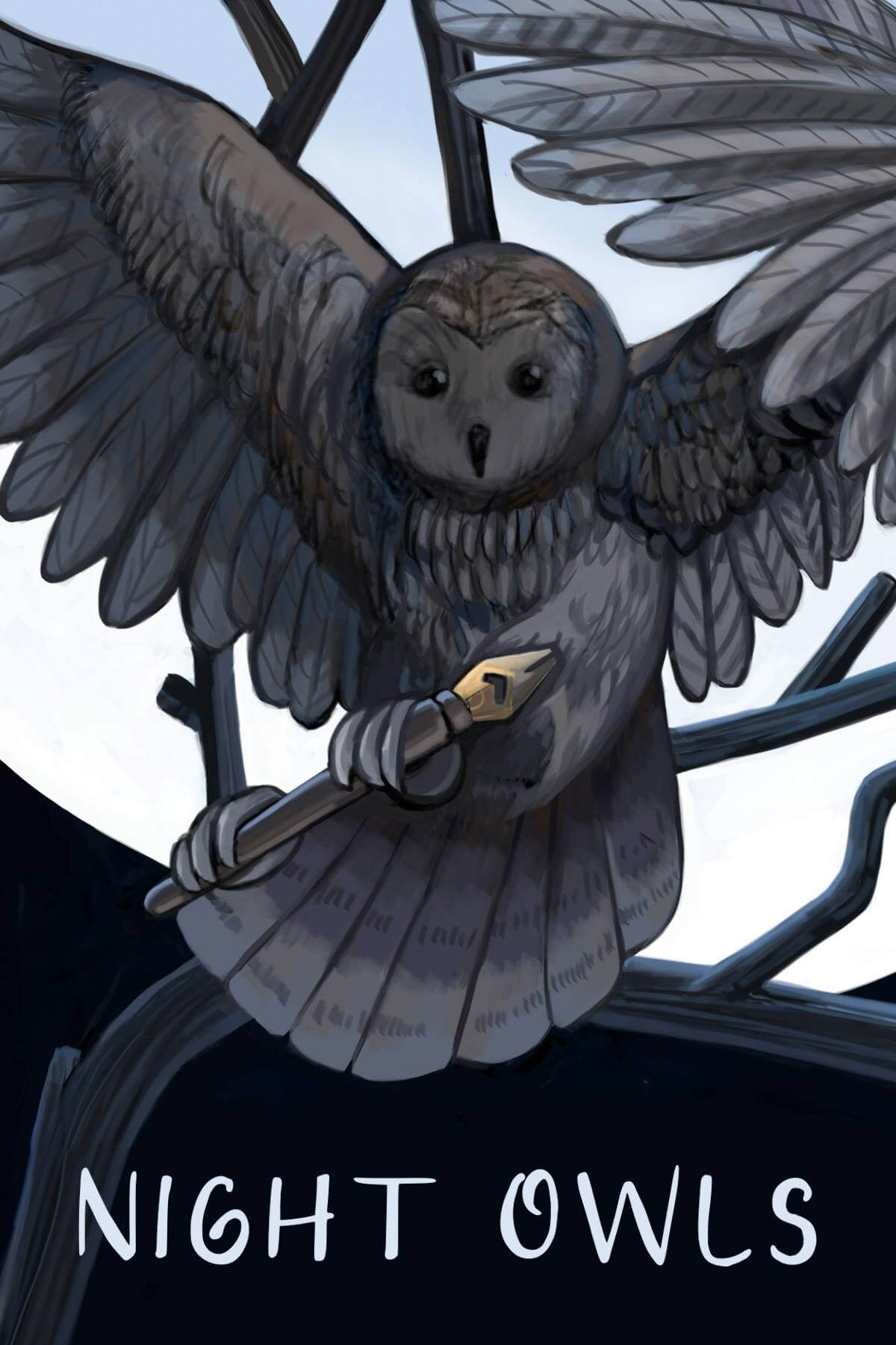 life of a studious lone night owl The owl has come to symbolize the wisdom of life and the owl is found on all bohemian materials from the night owl goddess that inhabits the.