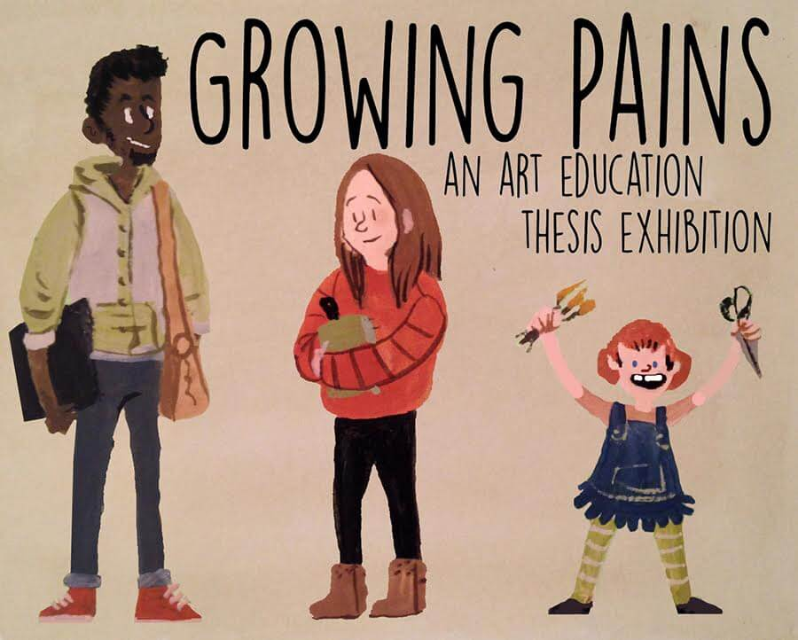 Growing Pains Showcard