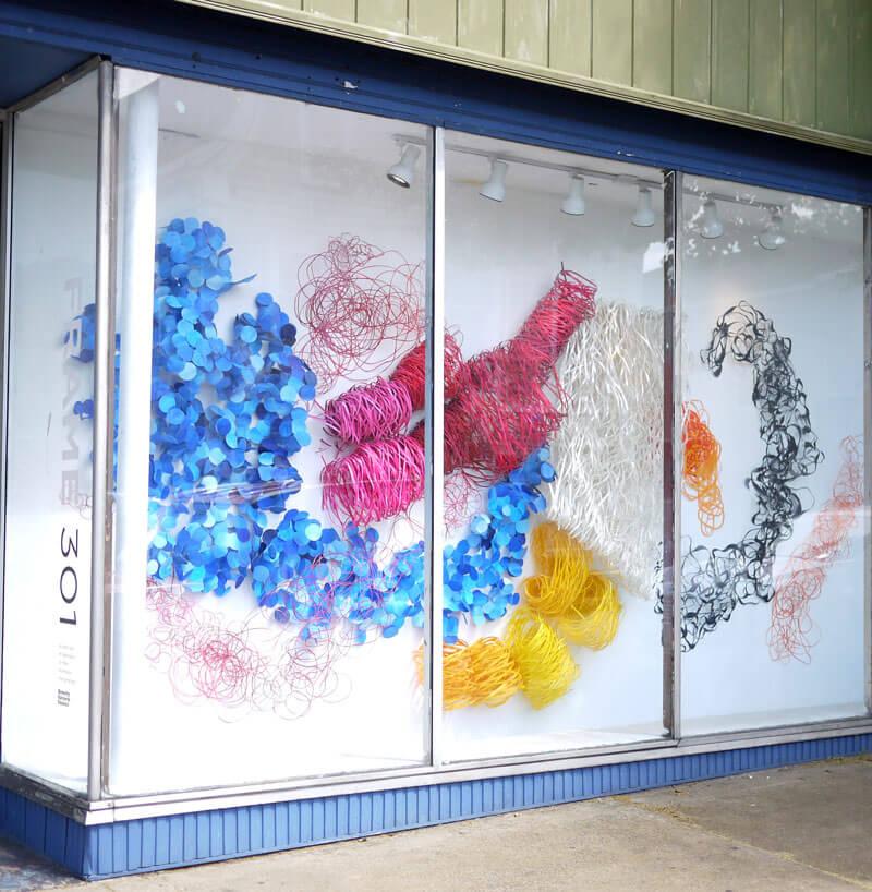 """Barbara Owen: """"Color Magic"""" Installation"""