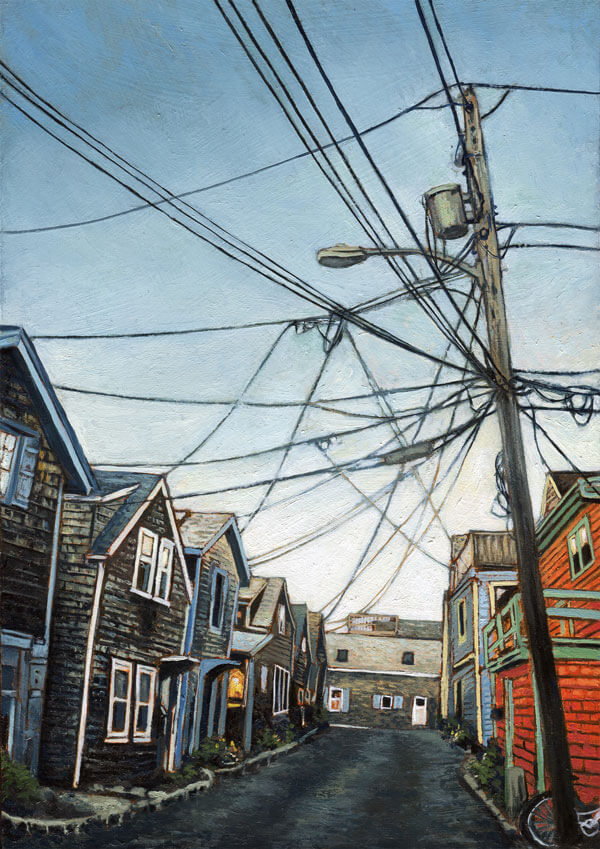 Houle: Bearskin Neck