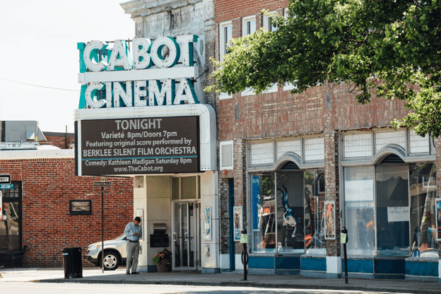 The Cabot Cinema