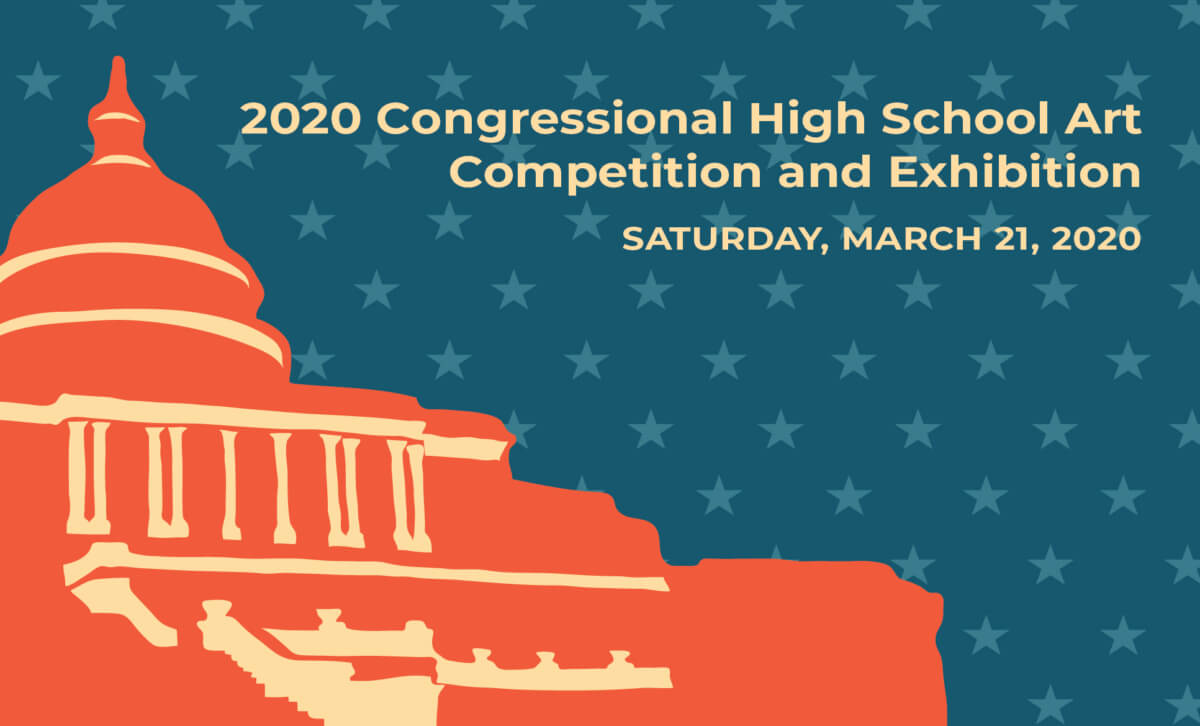 2020 Congressional High School Art Competition