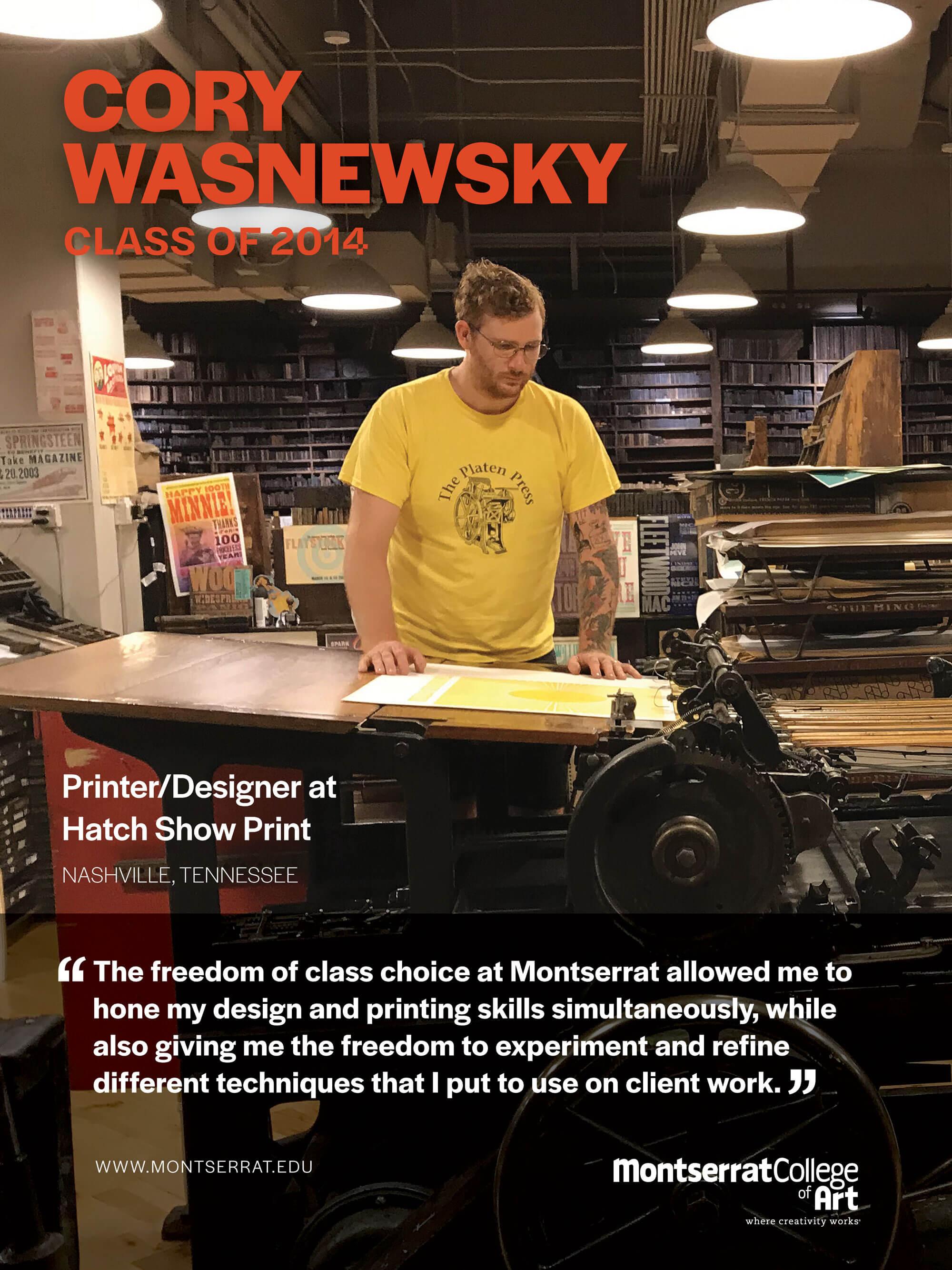 Cory Wasnewsky