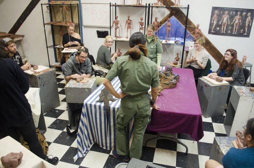 Rainforest Reptile Show Visits Montserrat