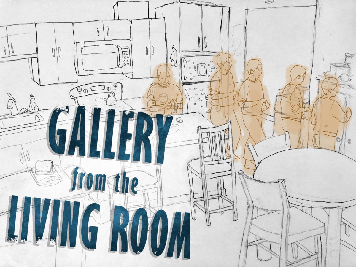 Gallery from the Living Room