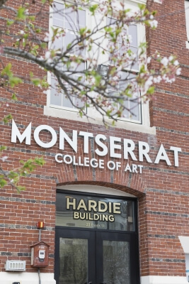 Montserrat College of Art Hardie Building