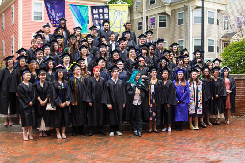 Umass Lowell Graduation 2020.Commencement 2020