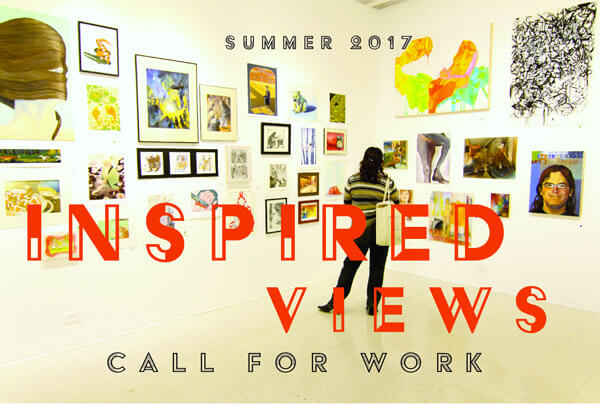Inspired Views Call for Work