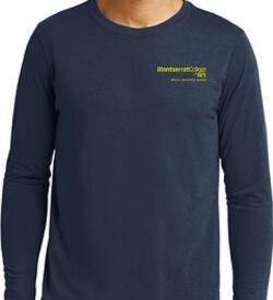 Montserrat Navy T-Shirt