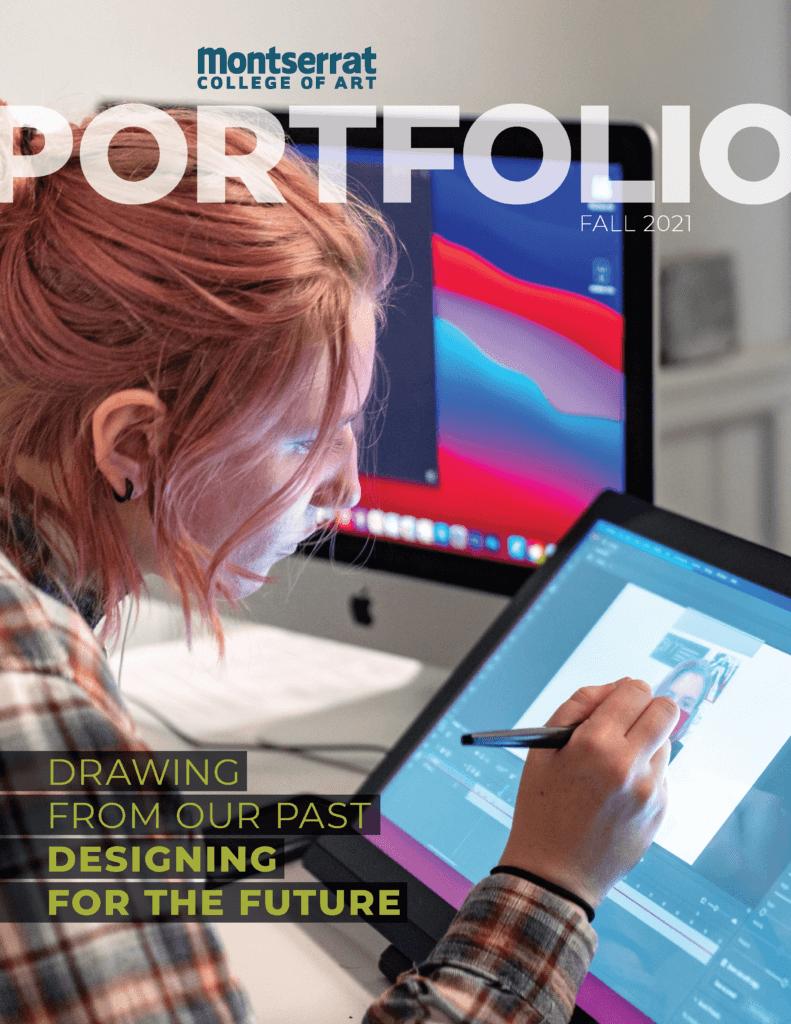 Portfolio Magazine Fall 2021 Cover