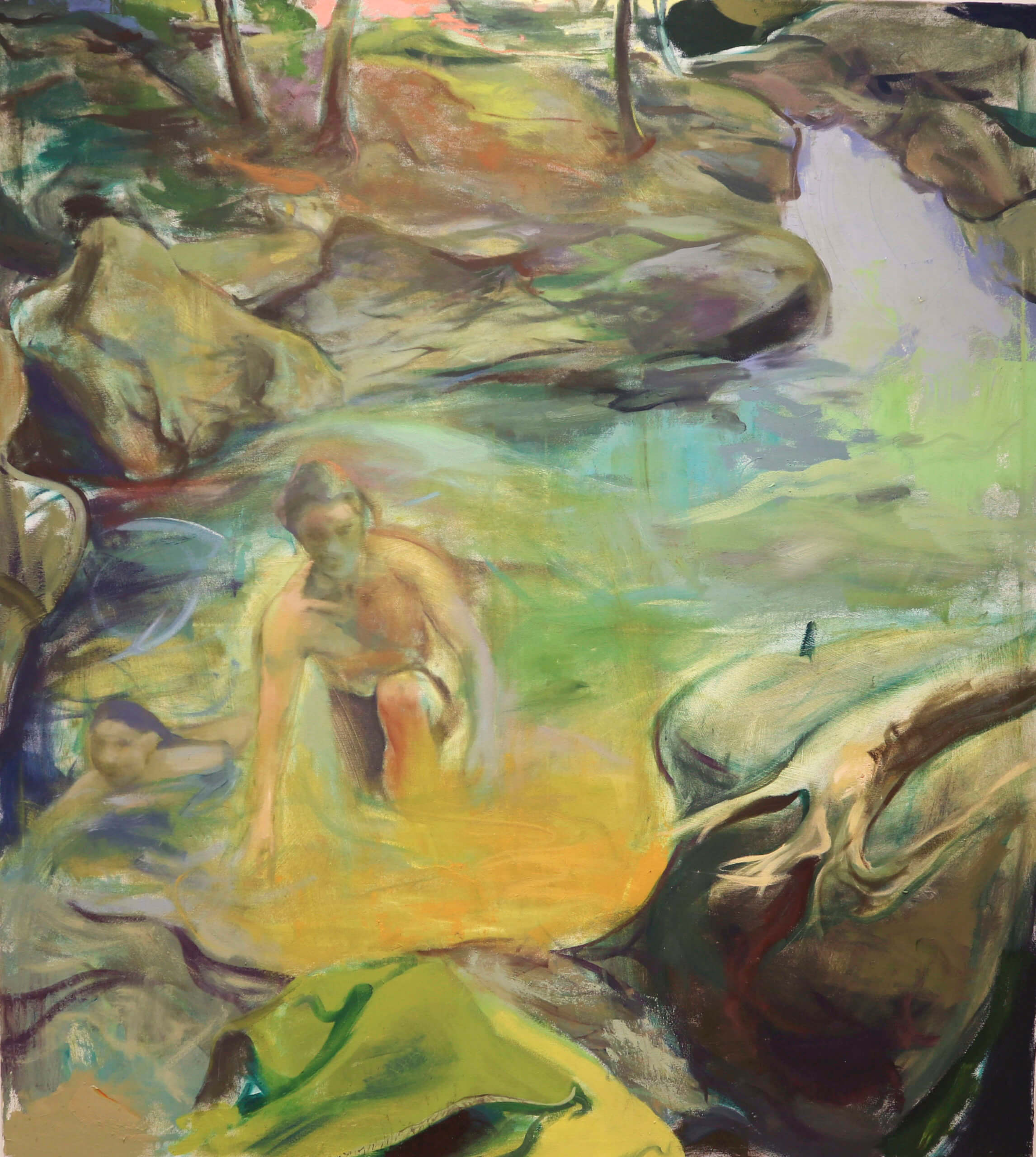 First Place: Holden Willard – The Bathers