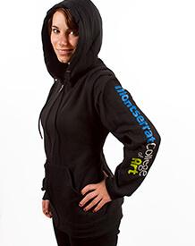 Montserrat Black Sweatshirt