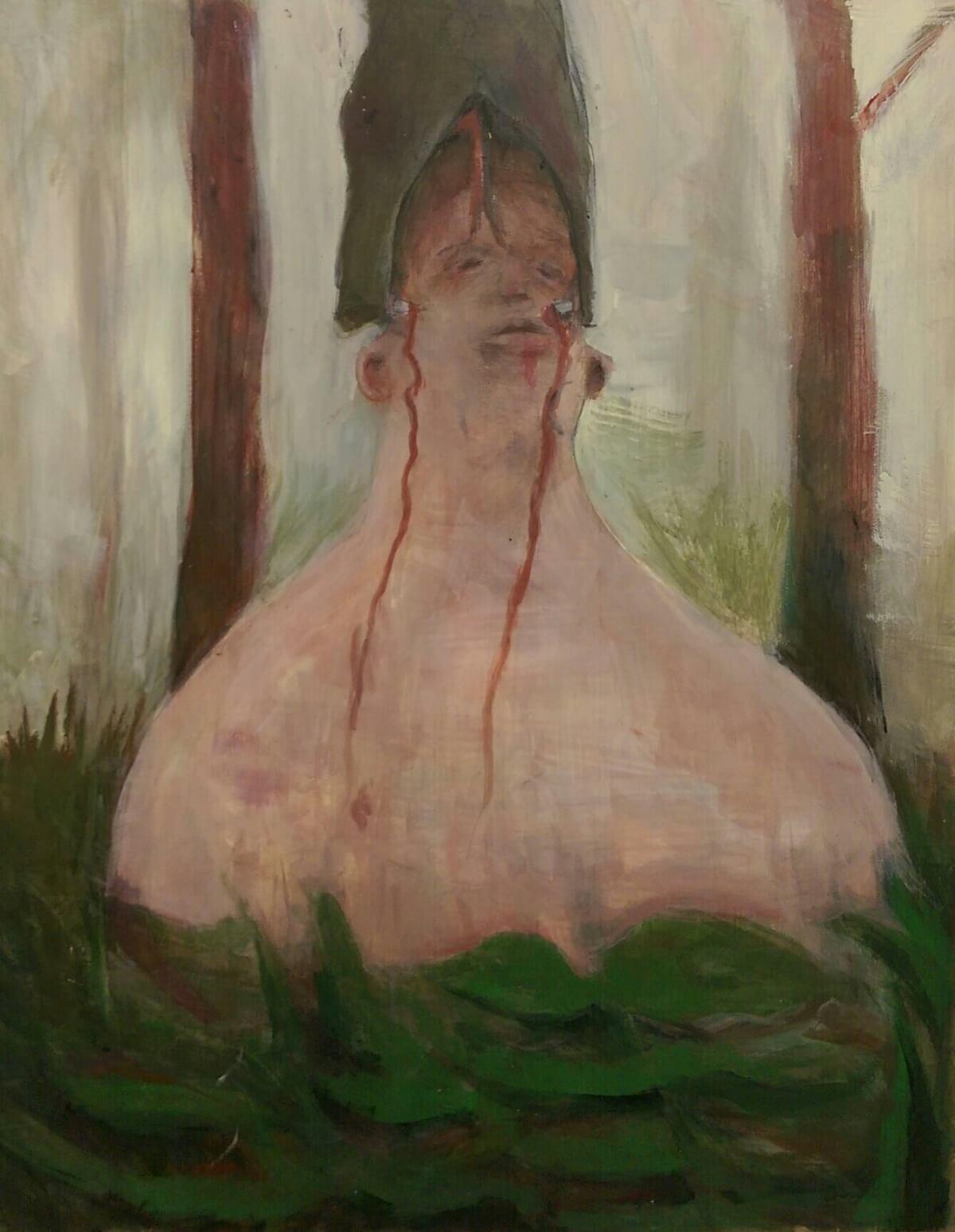 Brendan MacAllister Painting