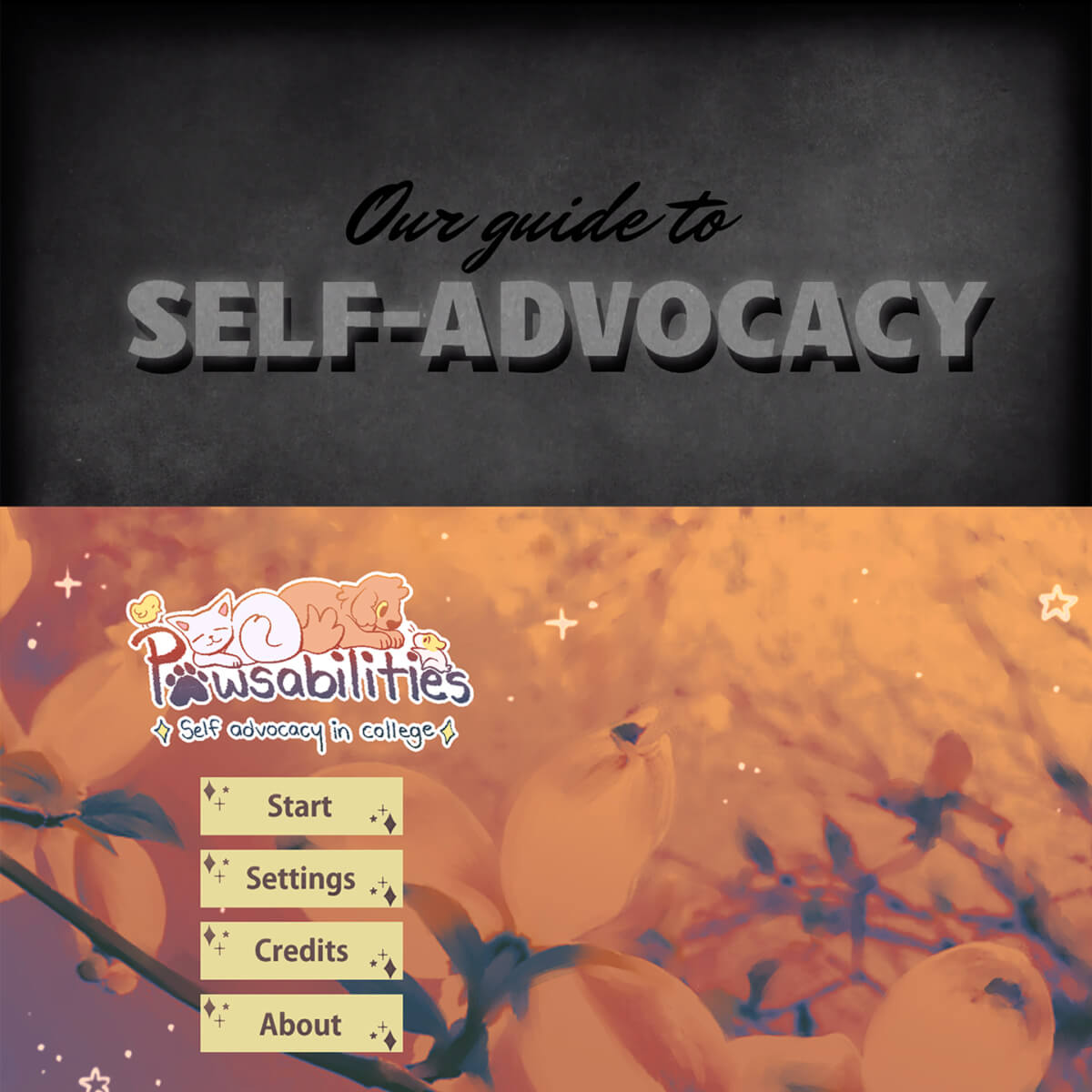 Our Guide to Self-Advocacy