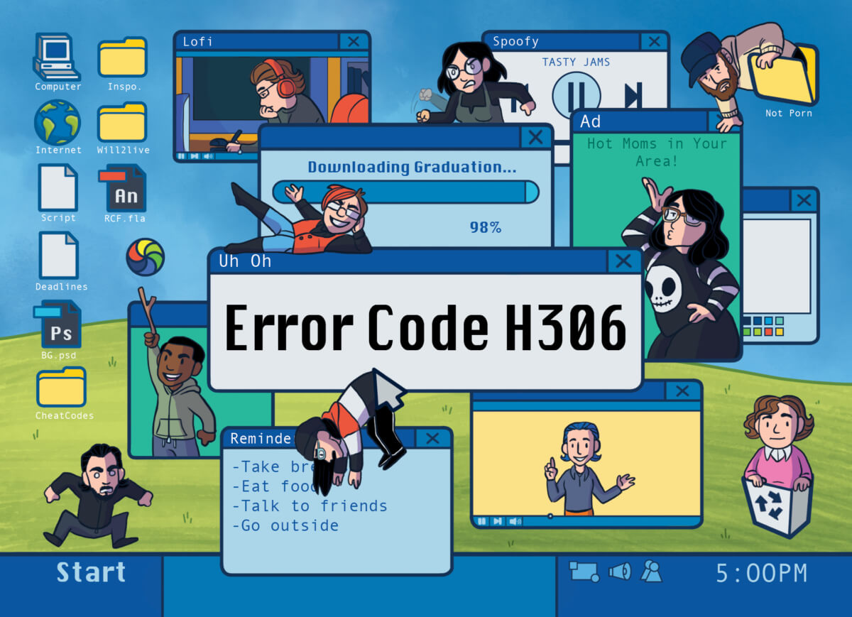 Error Code H306