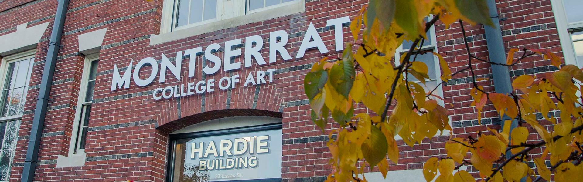 Hardie building, fall