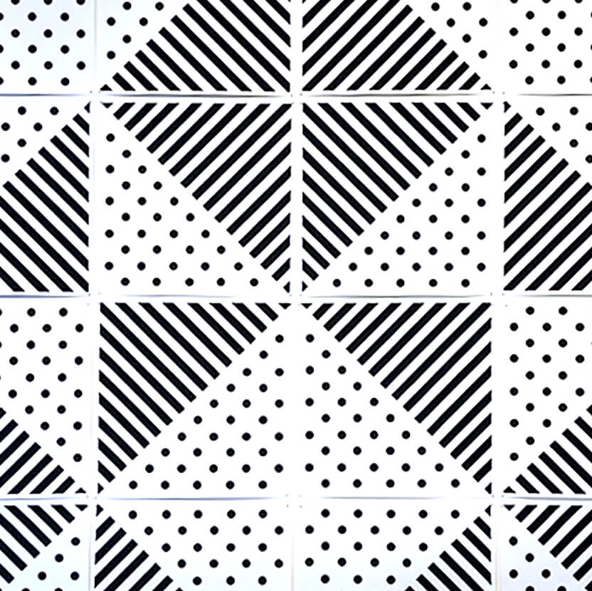 Christopher Alday, Modular Tiles