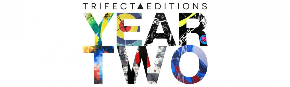 Trifecta Editions Year Two